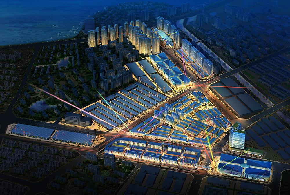 云南大理五洲国际商贸城