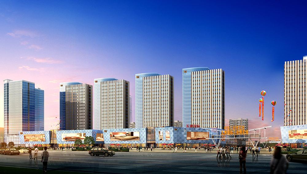 江苏无锡五洲国际工业博览城