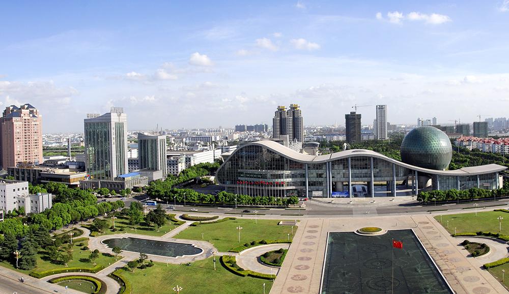 昆山城市广场