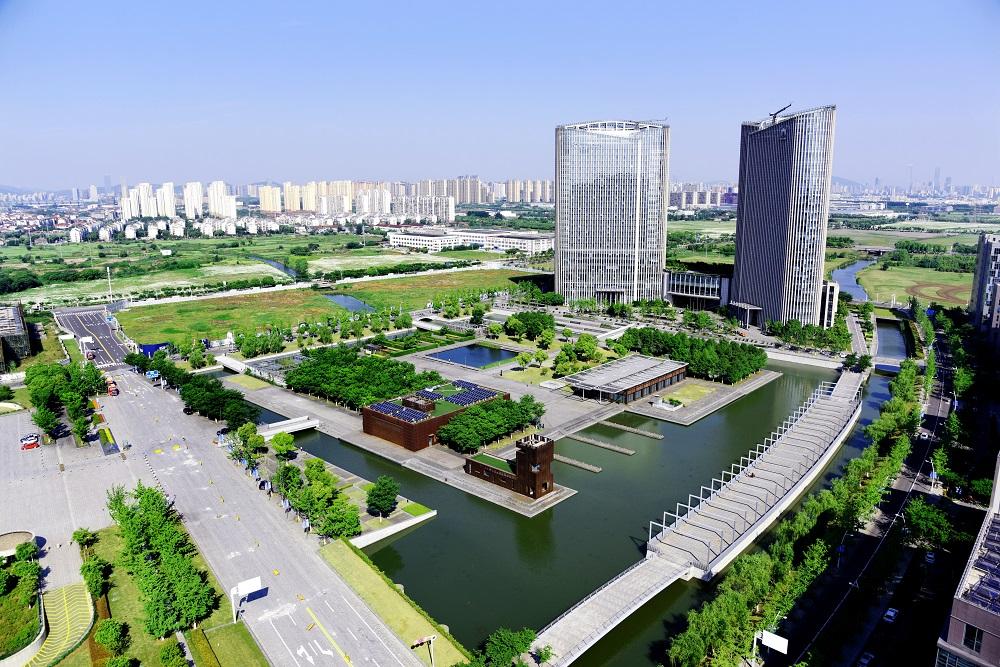 新吴水广场