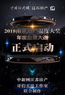 2018年永利澳门娱乐场网站地产温度大奖年度投票大选