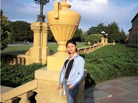 美女大学生总裁吴莹莹