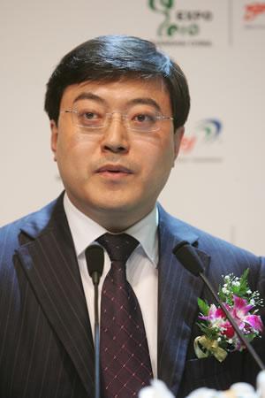 伊利集团董事长潘刚先生致词