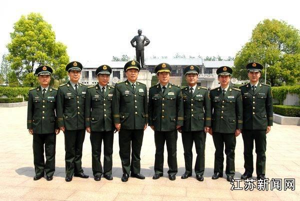 武警部队司令员王建平上将瞻仰周恩来纪念馆图片